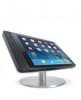 """Eve 9.7"""" table base - landscape - satinised aluminium"""