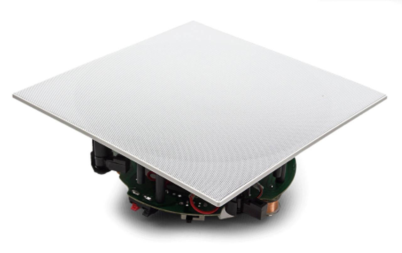"""Cielo C5 Ceiling speaker 5,25"""" Kevlar woofer, 20mm alu dome pivoting tweeter"""