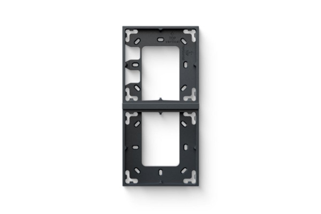 Mounting Bracket Double Anthracite