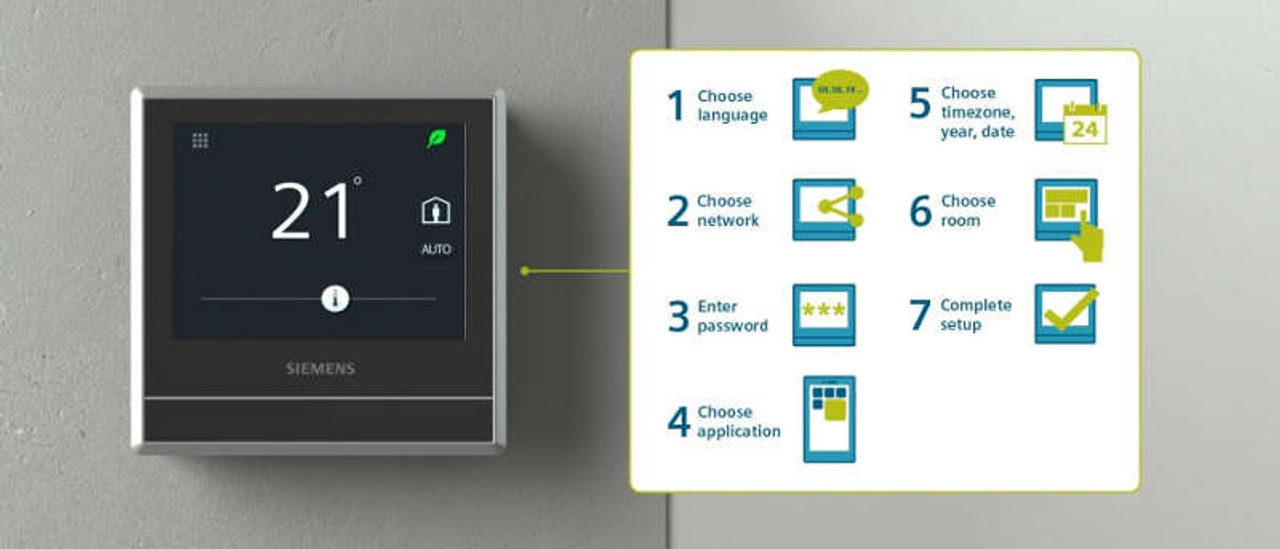 RDS110 - Smart Room Thermostat