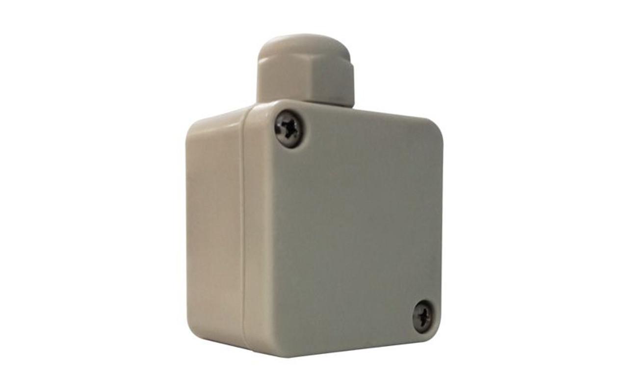 Temperature sensor for outdoor installation