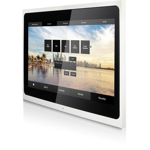 EAE VALESA TOUCH PANEL 11.6 inch ,  2x ethernet, 1x knx , 8ch input,