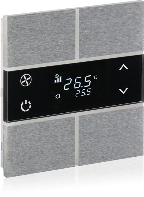 Rosa-Thermostat-2F-Bronze-Status-Icon