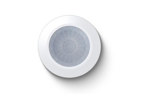 Flush-mounted Presence Sensor Tree White