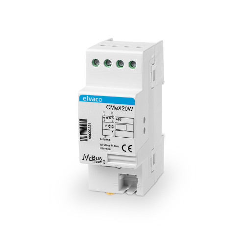 CMeX20w MCM for ABB B21/B23/B24, External, Wireless M-Bus