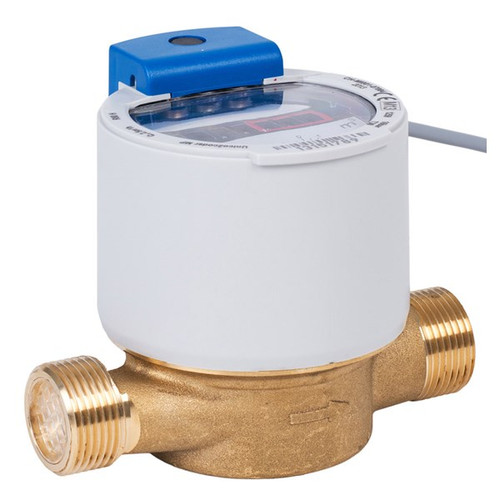 GWF UNICOcoder Cold water meter MP Q3 2.5 G3/4B, DN15, L-110 mm, M-Bus