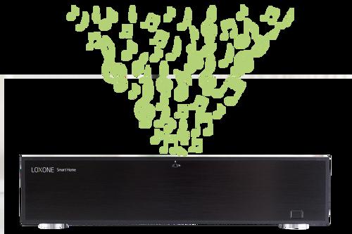 Loxone Music Server 12