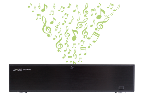 Loxone Music Server 20