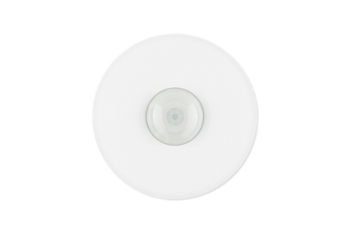 Motion Detector Tree White