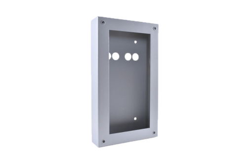 Intercom surface-mounted box