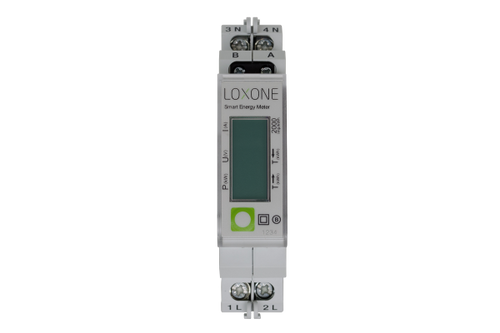 Modbus energy meter 1-phase