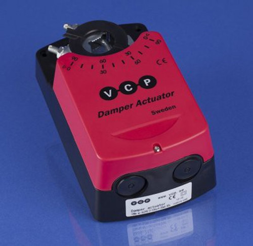 RA16 24VC / Non-Spring Return Damper Actuator
