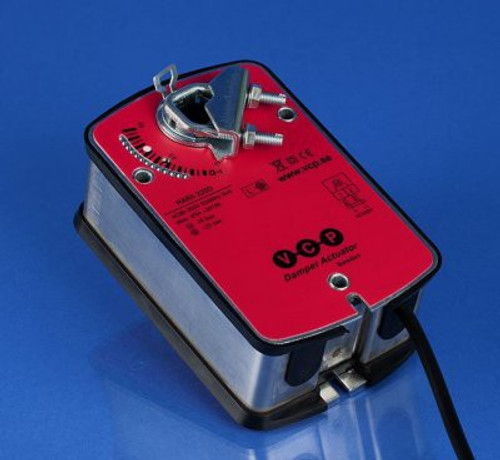 RAR5 220D / Spring Return Damper Actuator