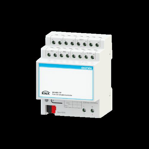 Fancoil actuator / controller - 0-10 V fan control