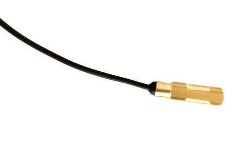 Temperature sensor for contact measurement