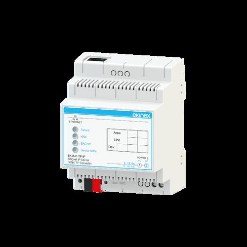 Gateway BACnet IP server - KNX TP