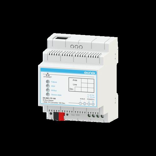 Gateway M-Bus Master - KNX TP - 20 devices