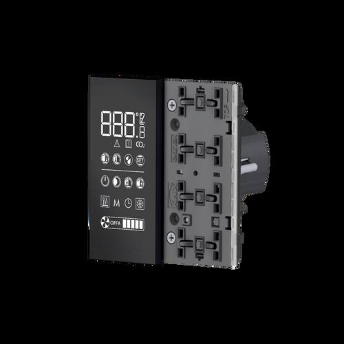 EQ2 room temperature controller, 'NF version - blue/green LED