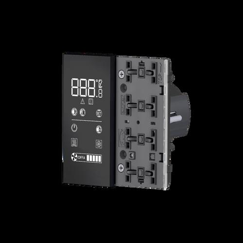 Easy room temperature controller ER2, 'NF version - blue/green LED