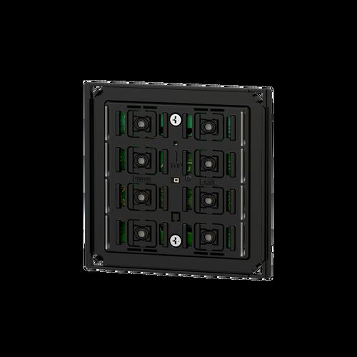 Pushbutton 4-fold, 'NF version Basic Version
