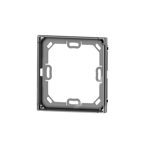 Package 1 pcs. black adapter for 'NF plate
