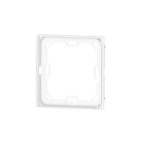 Package 1 pcs. white adapter for 'NF plate