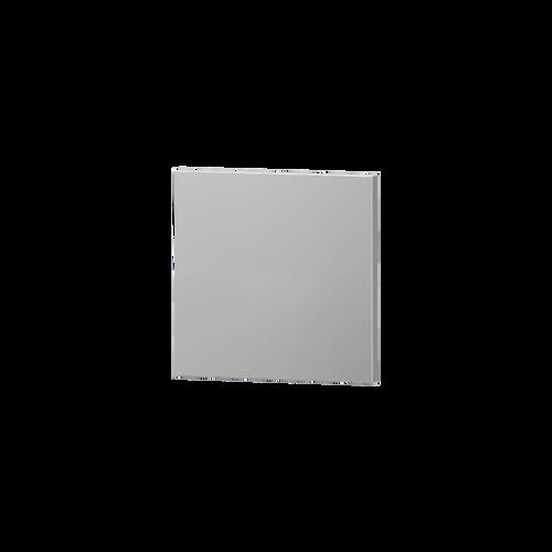 Package single square rocker - silver grey