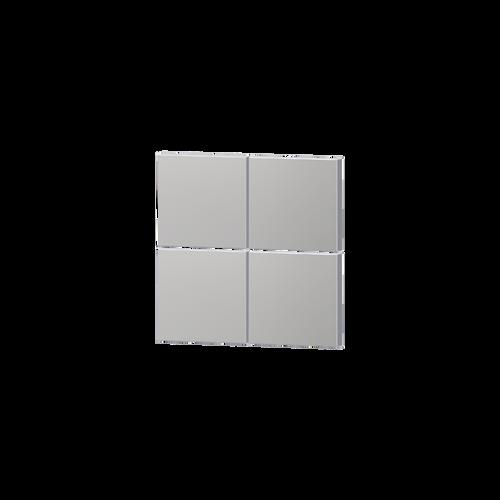 Set 4 square Fenix NTM® rockers 71 series