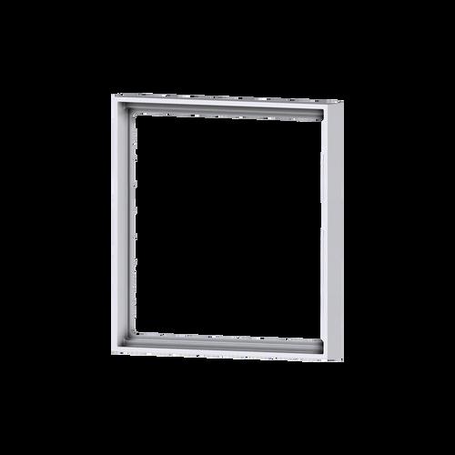 Square plastic frame Form