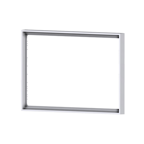 Rectangular plastic frame Form