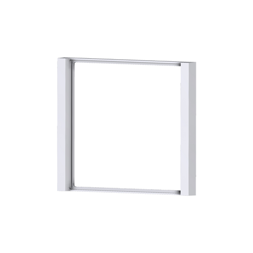 Square metal frame Flank