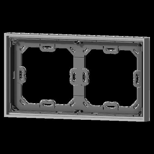 2-fold metal frame Form