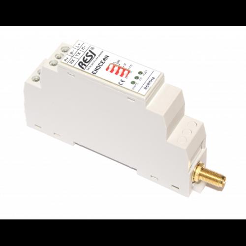 Serial gateway ENOCEAN-868MHz-MODBUS/RTU slave, incl. antenna, EU