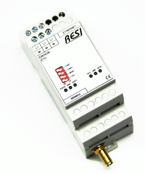 Ethernet gateway ENOCEAN-868MHz-ENOCEAN ESP3 protocol, incl. antenna, EU