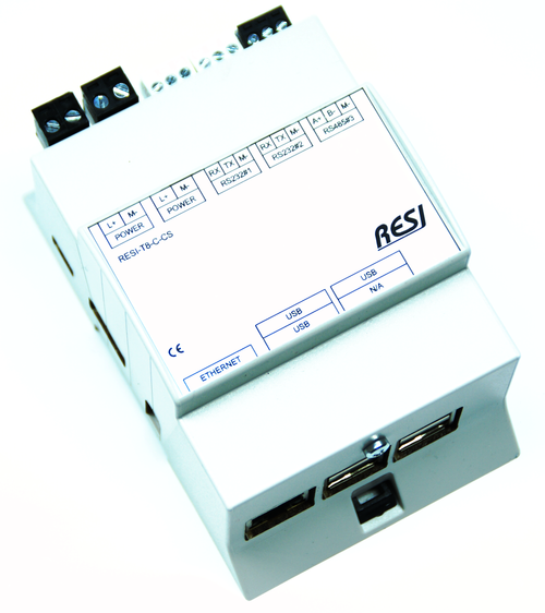LINUX controller based on the Raspberry PI B3, 16GB SD card, Raspian LINUX preinstalled, CODESYS runtime license preinstalled, serial interfaces: 2 xRS232 and 1xRS485,integrated realtime clock with battery backup, Power supply: 12-48V=