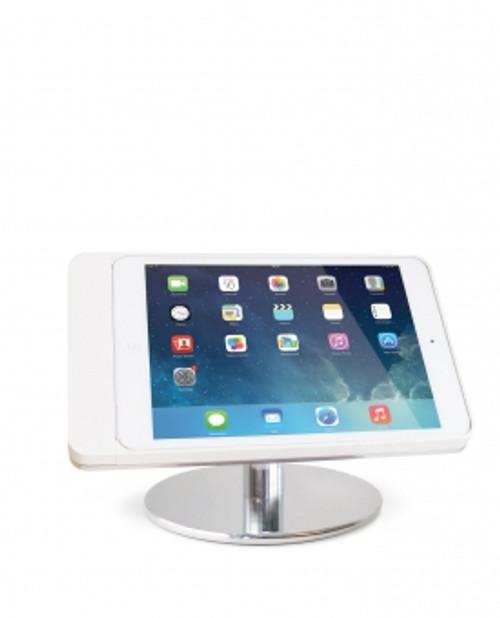 Eve mini 4 table base - landscape - polished aluminium
