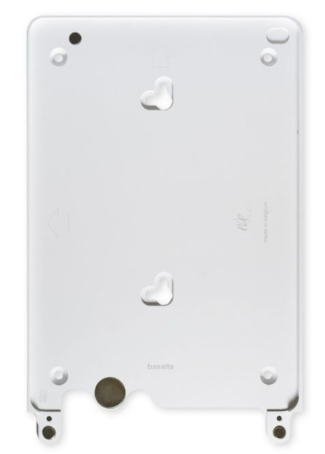 "Eve 9.7"" frame - satin white"