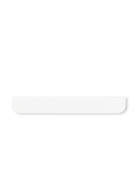 "Eve Pro 10.5"" cover - rounded - satin white - security"