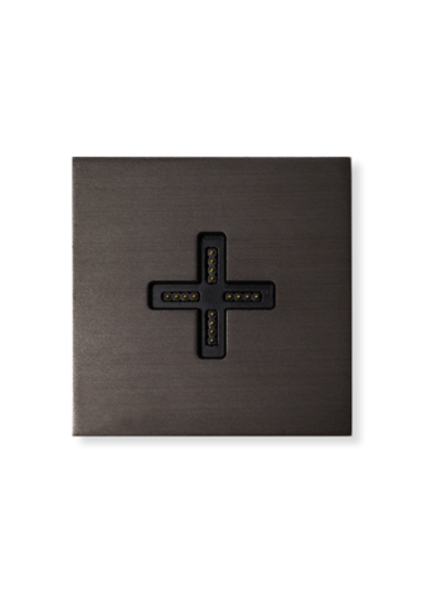 Eve plus - wall base cover - bronze