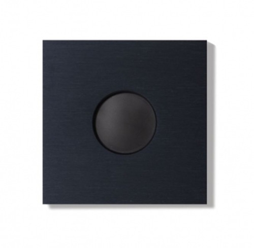 Auro wall cover - brushed black