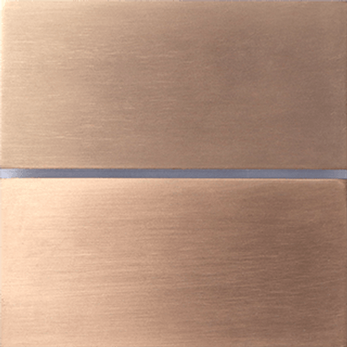 Sentido front - dual - soft copper