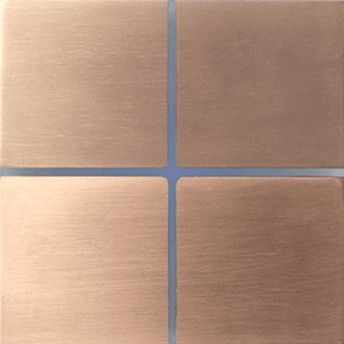 Sentido front - quad - soft copper