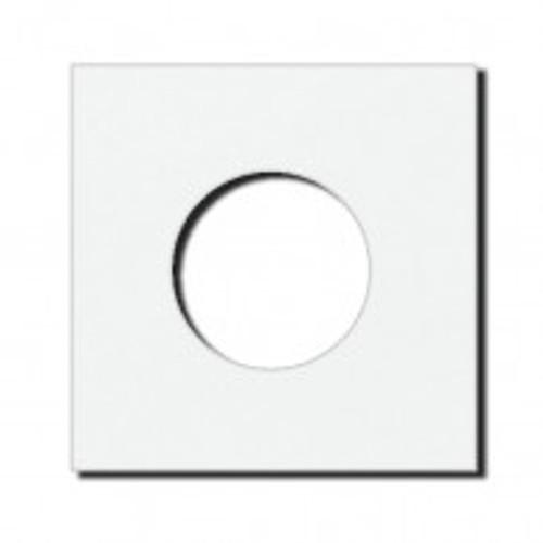 Socket - 1 gang - power outlet - satin white