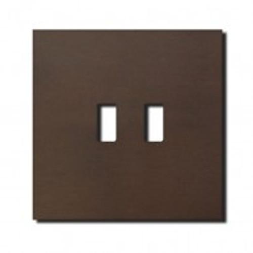 Socket - 1 gang - USB outlet - bronze