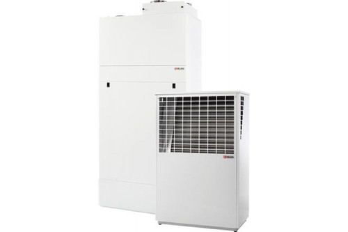 Compact Polar  Cooling/Solar AIR9