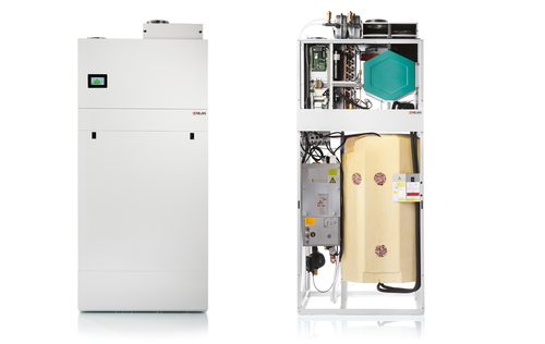 Compact Polar Cooling/Solar GEO6