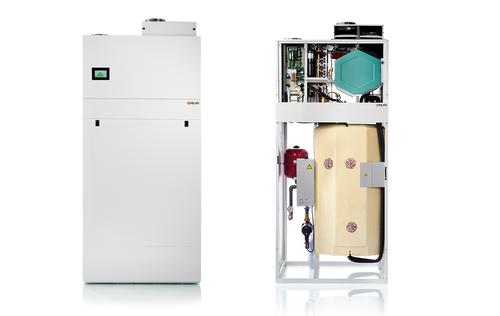Compact P Polar  Cooling/Solar EK 9 kW