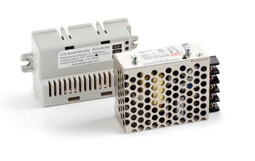 CO2-sensor kit