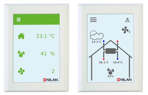 CTS602 HMI Touch panel (CT150, CT200, 252 Top, 302 Top, CT300, 300LR, 450)