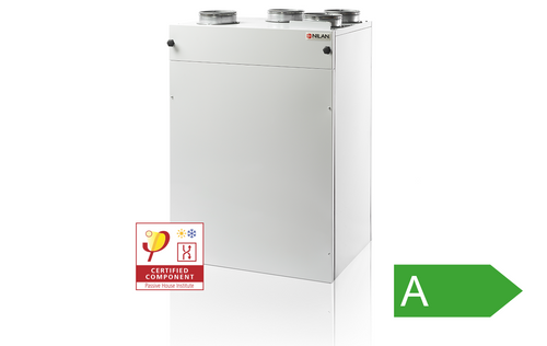 Comfort CT300 Polar (Air supply Right) - with CTS602 control